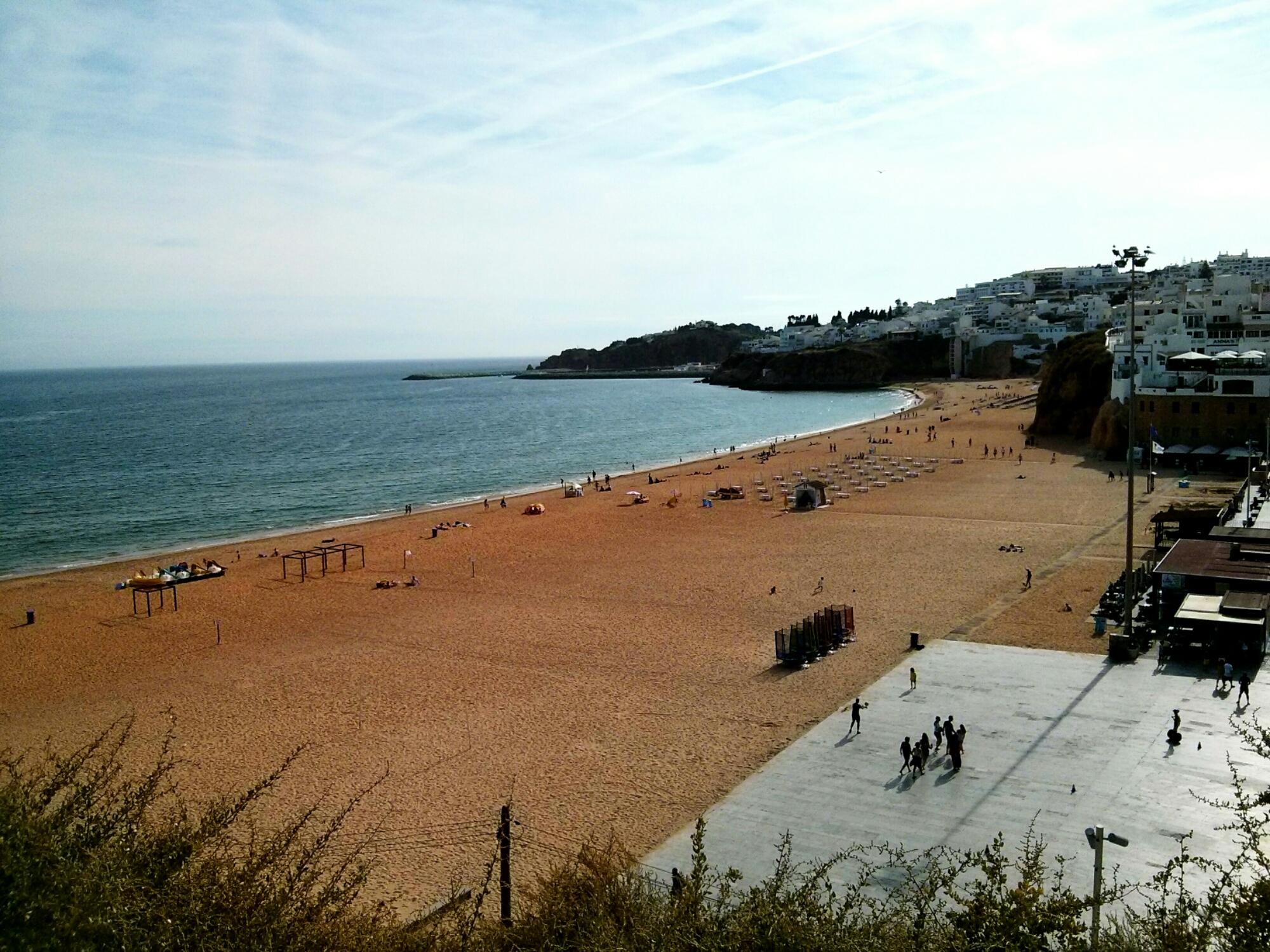 Meg og Lise's strand